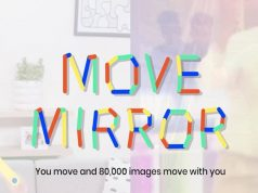 Google's Move Mirror AI Experiment Tries to Match Your Dance Moves