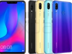Huawei Nova 3 Features Four Cameras and Kirin 970