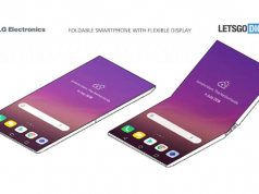 LG Patent Shows that it is Working on Fordable Phone