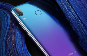 Lenovo Z5 Aurora Color
