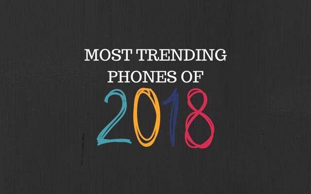 top 10 most trending phones