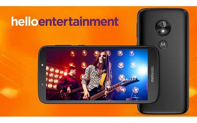 Motorola Announces Mid-Range Moto E5 Play Android Go Edition
