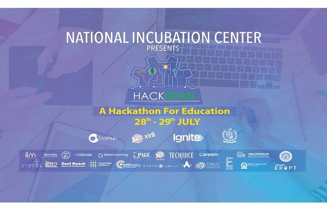 Apply NOW to NIC Hackistan – A Hackathon for Education