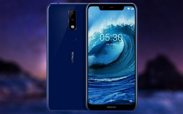 Nokia To Unveil Second Notched Handset Nokia X5 on July 11