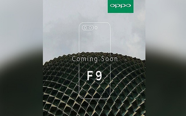 Oppo F9 to Launch in August