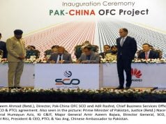 SCO Join Hands with PTCL to Connect China with Europe & Africa