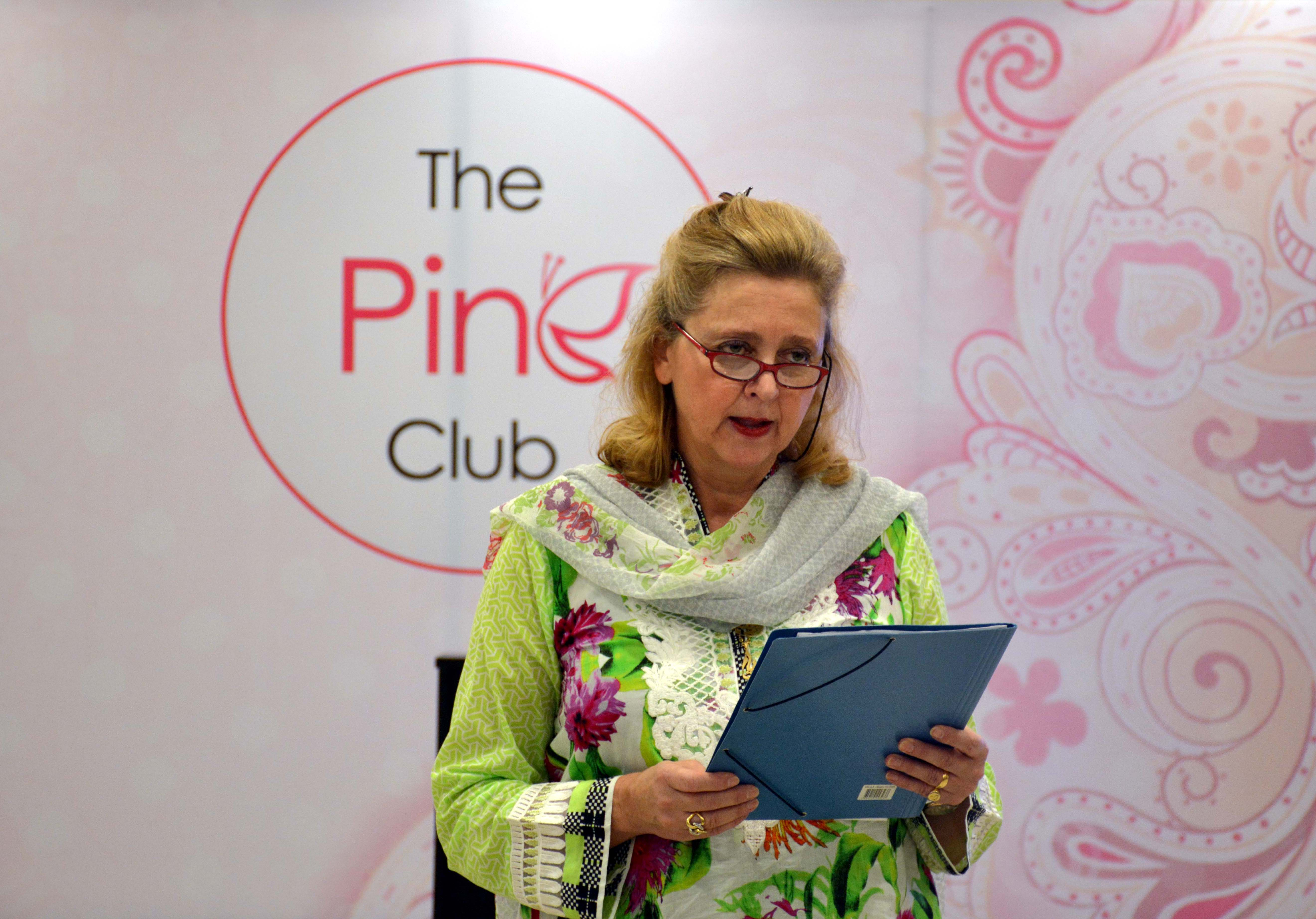 PTCL PINK CLUB EMPOWERS WOMEN