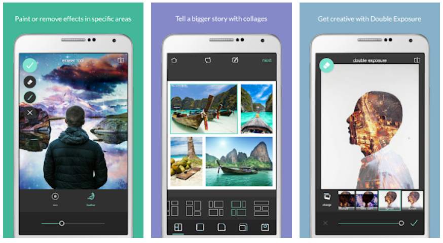 android editing apps