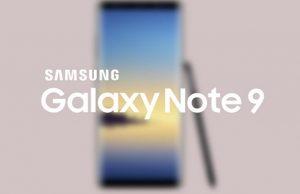 Samsung Galaxy Note 9 Lilac Purple