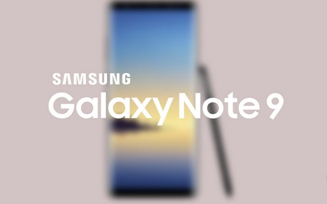 Samsung Galaxy Note 9 Lilac Purple