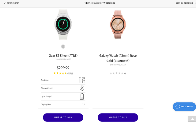 Samsung Galaxy Watch Accidentally Leaked