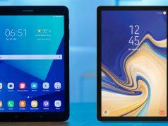 Samsung Galaxy Tab S4 Bezel Screen