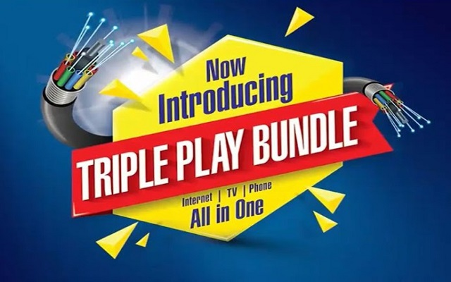 StormFiber's Triple Play Services Now Available in Hyderabad