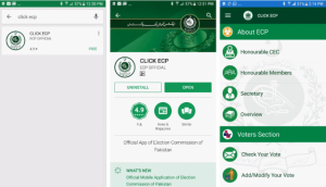 How to Find Your Polling Station Via SMS and ECP App
