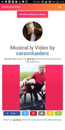 How to Download Musical.ly Videos