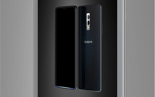 White Oppo Find X Leaks Ahead of Official Unveiling