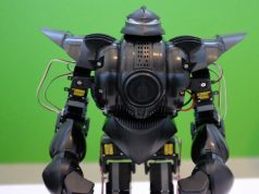 A Crazy Fighting Robot at your Disposal