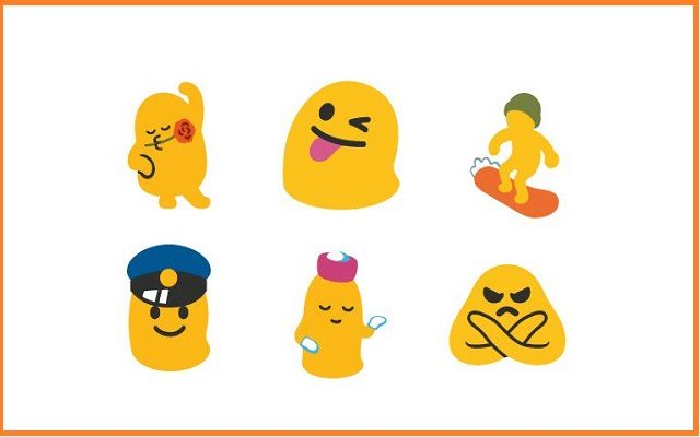 Google Blob Emojis are Back After an Year