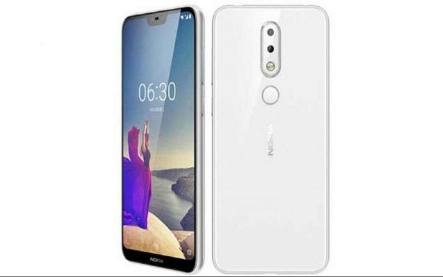 Nokia X6 White Color Variant