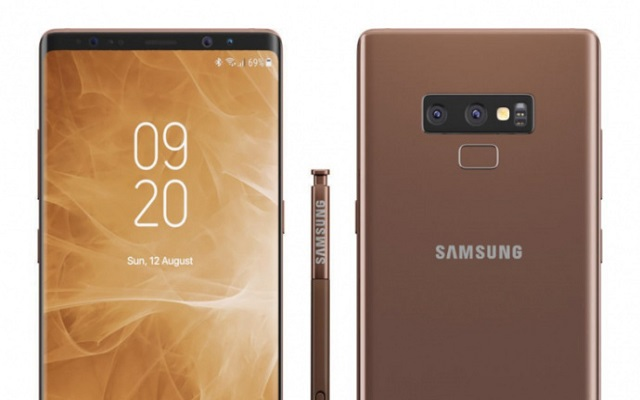 This Leaked Image of Samsung Galaxy Note 9 Case Confirms Headphone Jack & Bixby Button