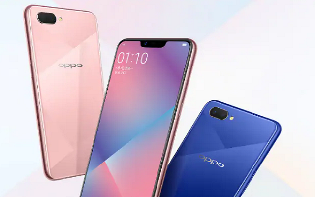 Mid-Range Smartphone Oppo A5 Goes Official