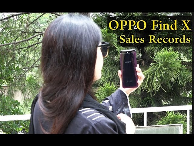 Photo of OPPO Find X sales Records | Motorola Moto E5 Play | Musical.ly App
