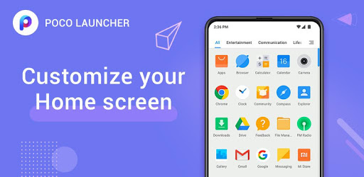 best Android launcher apps