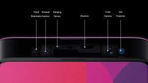 Newly Launched OPPO Find X with Specs Bound is a Real Futuristic Phone