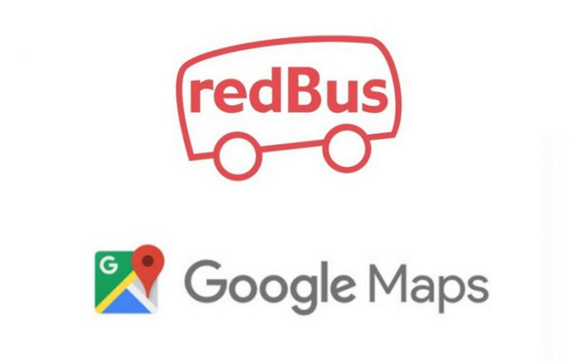 Google Maps Collaborates with Redbus for Inter-City Bus Transport Information
