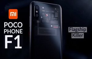 The Upcoming Xiaomi Pocophone F1 Leaked On Retail Site