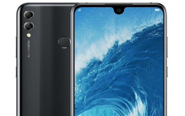 Press Renders Revealed Honor 8X Max Color Options