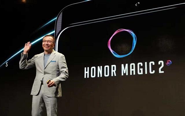 Honor Magic 2 Teaser Revealed Magic Slide Doohickey