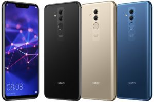 Huawei Mate 20 Lite Images Leaked in Three Colors