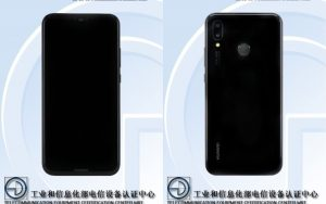 Huawei Mate 20 Lite TENNA Listing Shows Updated Camera and Glass Build
