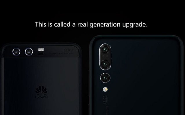 Huawei takes a jab at Samsung
