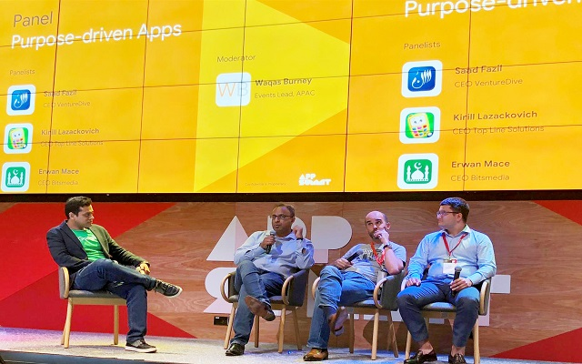 Athan Features at the Google App Summit
