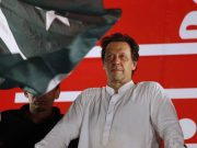 Imran Khan Becomes the 7th Most Followed Leader