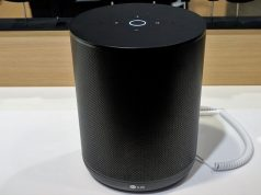 LG Smart Speakers