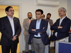 Federal Minister for IT & Telecom Visit to National Telecommunication Corporation HQs, Islamabad