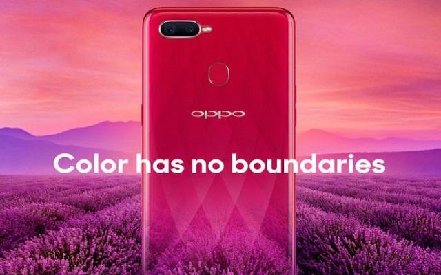 Oppo F9 New Teaser Hints Waterproof Device