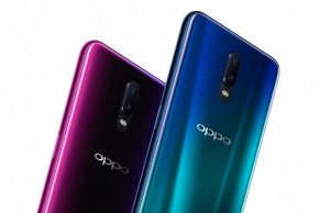Oppo R17 Unveils Officially with Under-Display Fingerprint Scanner