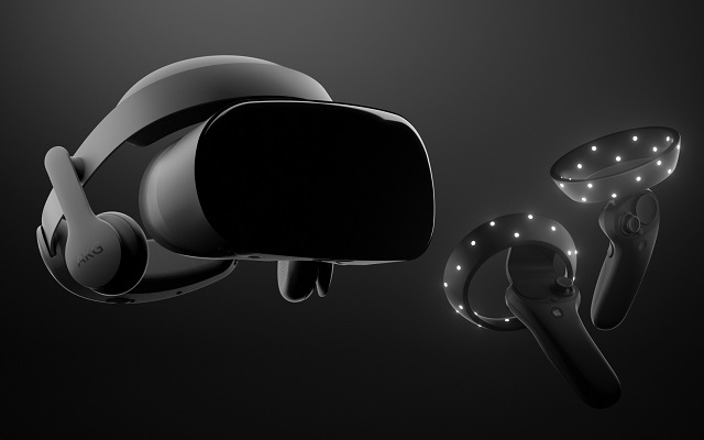 Samsung new VR headset