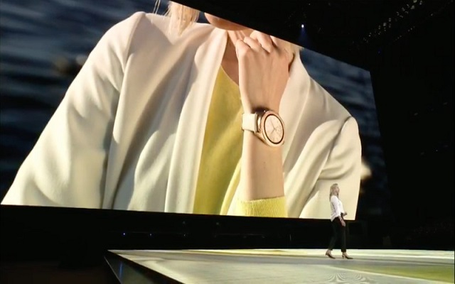 The Galaxy Watch: The Shows Topper in Samsung Unpacked 2018 Launch Event