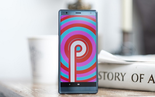 Sony Android Pie Update