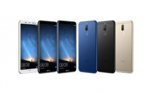 Huawei Mate 20 Lite Images Leaked in Three new Colors