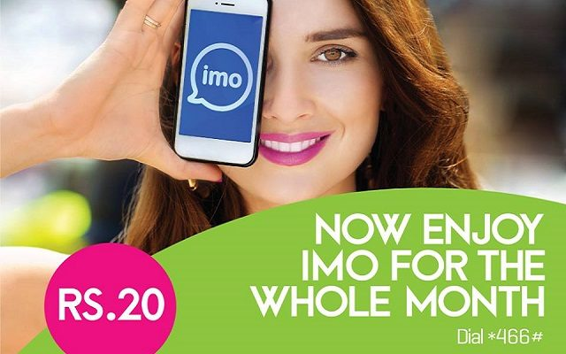 Zong IMO Offer