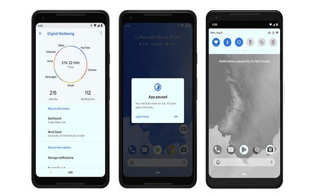 How to Test Google's Digital Wellbeing features on Android 9 Pie right now