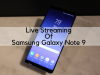Watch Samsung Galaxy Note 9 Launch Live Streaming Here