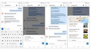 Soon You will Experience Google Assistant Support in Android Messages