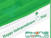 Phone World Team Wishes Happy Independence Day to All Patriotic Pakistanis
